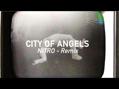 24kGoldn & Nitro - CITY OF ANGELS (Nitro Remix) - Lyric Video