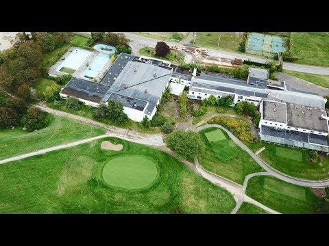 ABANDONED IBM Country Club