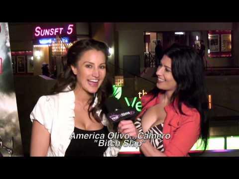 America Olivo, Bitch Slap, Charlene Landry, RealTVfilms
