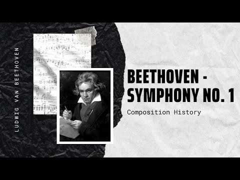 Beethoven - Symphony No. 1