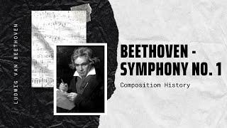 Gambar cover Beethoven - Symphony No. 1