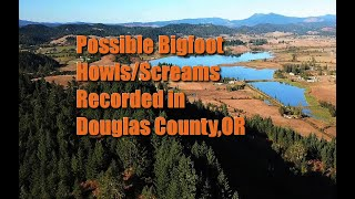 Possible Bigfoot Howl From Oregon