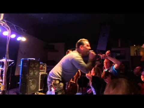Reverend Horton Heat:Too Drunk to F##K, Roanoke, VA 4/14/13