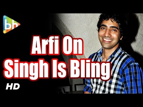 Exclusive: Arfi Lamba's Interview On Singh Is Bling | Akshay Kumar | Shah Rukh Khan