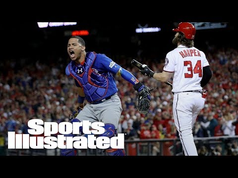 D.C. Major Title Drought Hits 26 Years After Nationals' Loss To Cubs | SI Wire | Sports Illustrated