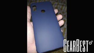 Luanke Anti-knock Phone Cover for Xiaomi Redmi Note 5 - STEEL BLUE