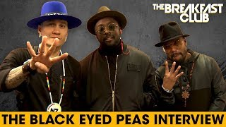 Black Eyed Peas Blow Our Minds With Their Comic Book Talk Fergie Eazy E More