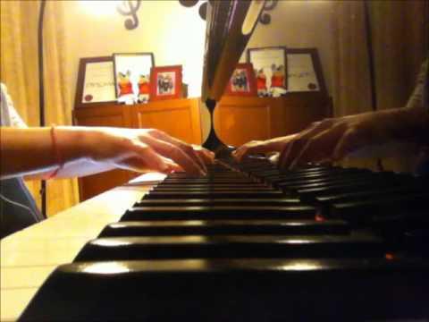 Big Bang - Love Dust (사랑먼지) (Piano Cover)