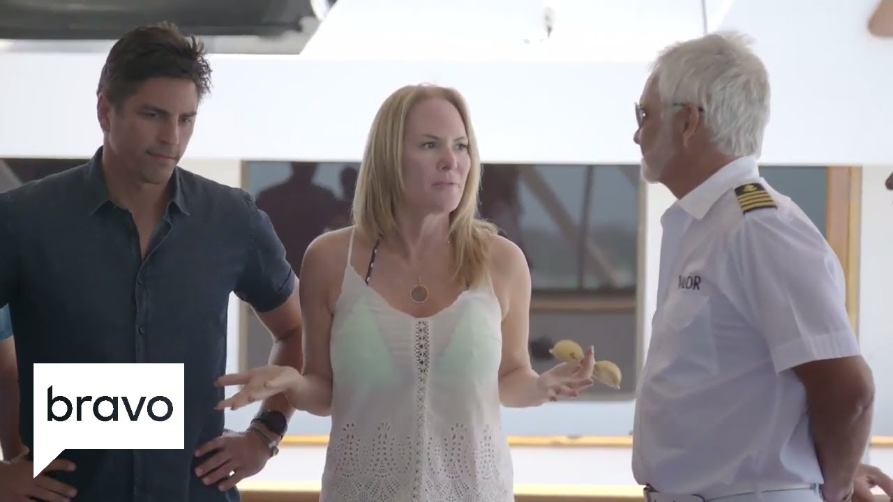 Below Deck: The Primary Charter Guests Leave Without Saying Goodbye (Season  5, Episode 11) | Bravo