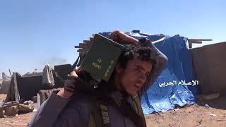 Война в Йемене. Рейд хуситов 18.03.2018