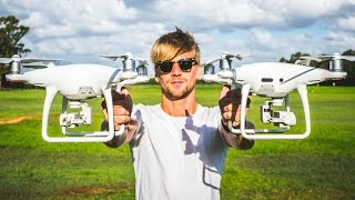 DJI Phantom 4 Pro VS Phantom 4 - Which one to buy
