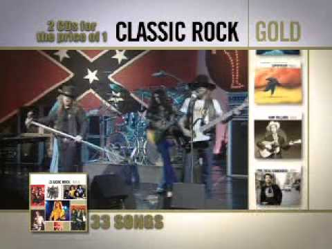 The Gold Series - Classic Rock