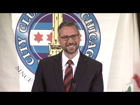 Hon. Michael Frerichs, Treasurer, State of Illinois