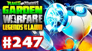 Plants vs. Zombies: Garden Warfare - Gameplay Walkthrough Part 247 - Pea Effect Plasma Pea! (PC)