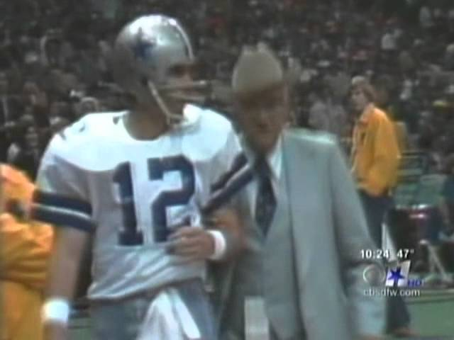 Danny White On Tony Romo, Roger Staubach & Dallas Cowboys 2/1/13