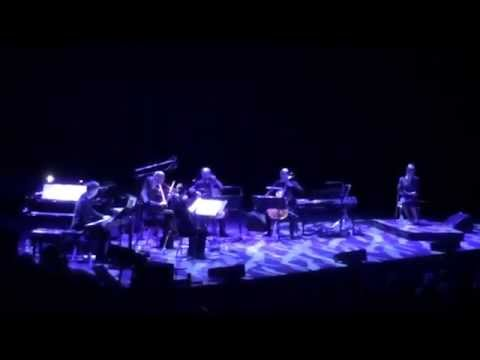 Max Richter - The Blue Notebooks / On The Nature Of Daylight Live @ Royal Albert Hall 04/10/2014