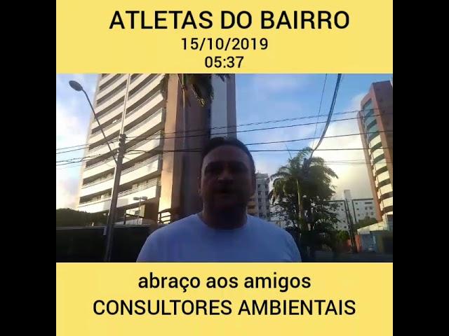 Projeto atletas do bairro - 15/10/2019