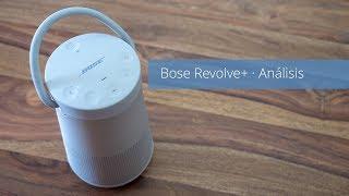 Bose Revolve+ · Análisis y opinión en Español 4K