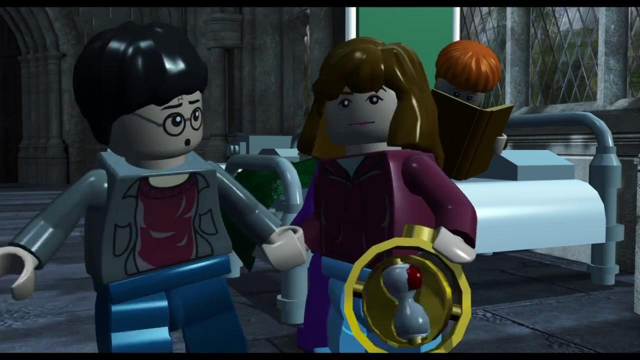 Der Zeitumkehrer Lego Harry Potter Und Der Gefangene Von Askaban