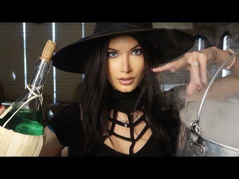 ASMR Witches Brew❤️Love Potion 🧪