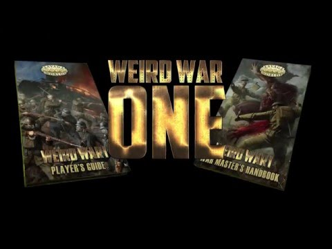 Savage Worlds Weird War I