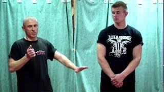 Стойка для уличной драки. Драка. Как научиться драться(У нас Вы можете заказать индивидуальную программу тренировок по интернету: http://atletizm.com.ua/personalnyj-trener/uslugi ..., 2014-05-31T18:13:05.000Z)