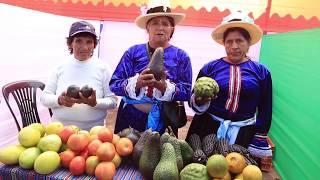 IV Festival Agro Turístico de Antonio Raymondi mostró lo mejor de su producción