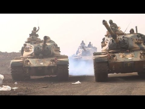 Tercer día de ofensiva de rebeldes proturcos en norte de Siria