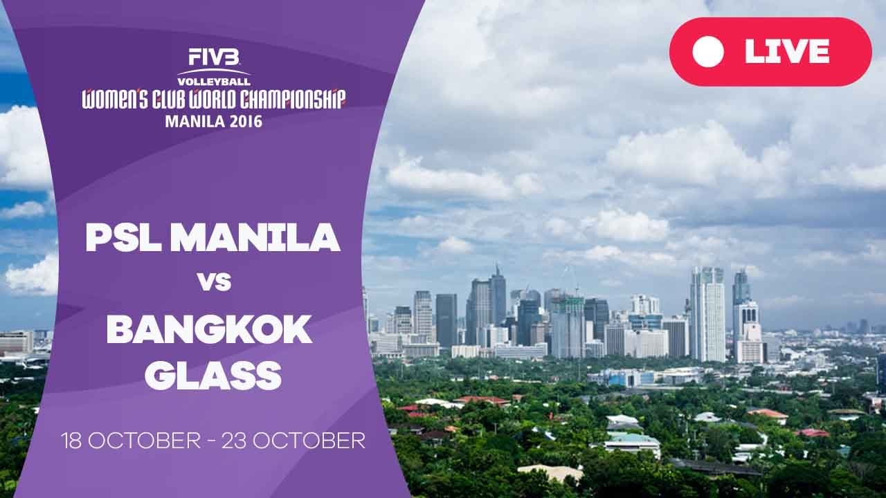 PSL Manila v Bangkok Glass – Women's Club World Championship