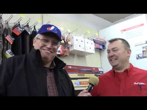 Poirier True Value Hardware in Chazy  10-26-18