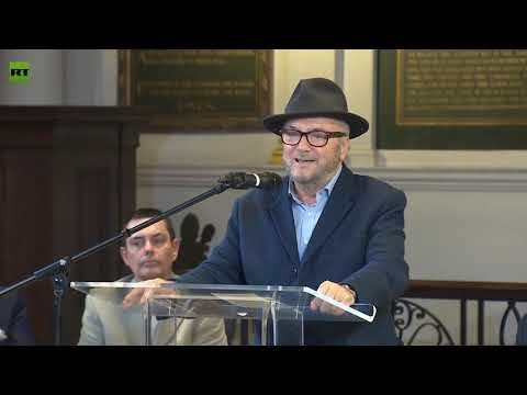 """George Galloway On """"The Oldest Trick In The Book"""" From 'Imperialism On Trial' - 12th June 2019"""