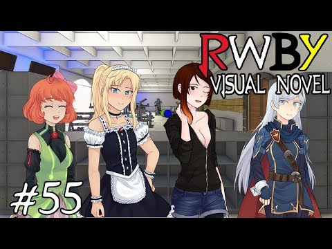 TIME FOR COSPLAY! -- RWBY Visual Novel Episode 55 (RWBY Dating Simulator) - 동영상