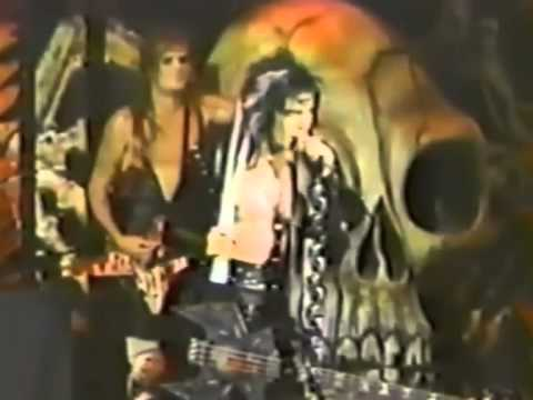 WASP - Irvine Meadows 1985