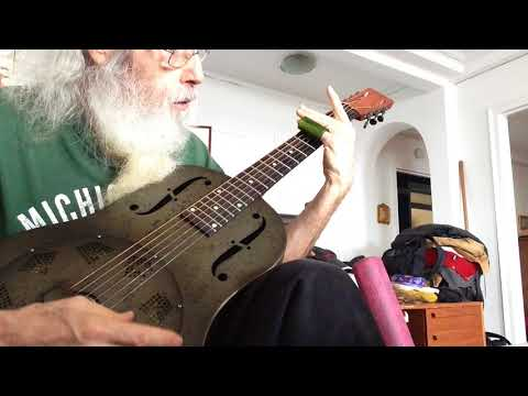 How To Play Slide Guitar Lesson In Open D. Slide, Fingerpicking, Scales, Boogie, Shuffle, So Much!!!
