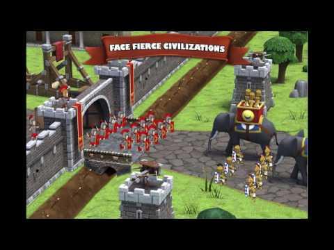 Grow Empire: Rome v1.1.2 Mod Apk