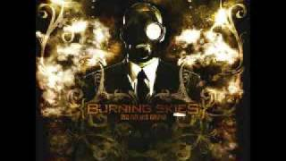 Burning Skies - slashed thrashed and fucked up beyond all recognition