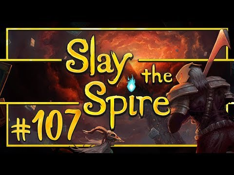 Let's Play Slay the Spire: Ironclad Ascension Level 11 - Episode 107