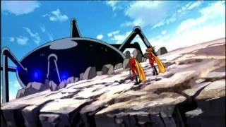 Cyborg 009 Episode 5 Tears of Steel.