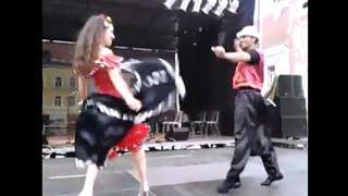 Fest der Nationen in Leoben mit Nour el Hadi und Duo Amarein 2014