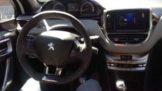 Video Update Firmware SMEG Peugeot 208 [before]