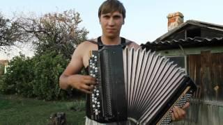Такого вы еще не слышали! Баянист жжет! Russian accordionist.