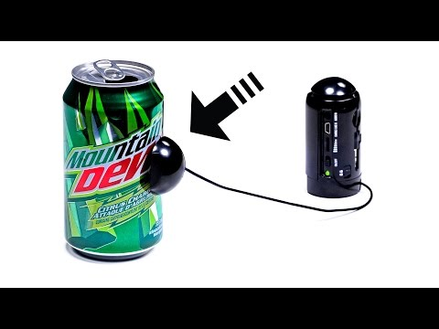 Thumbnail: How To Turn Anything Into A Speaker!