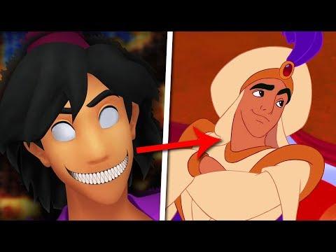 The Messed Up Origins of Aladdin | Disney Explained - Jon Solo