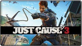 Just Cause 3 |Трейлер| E3 (2015)