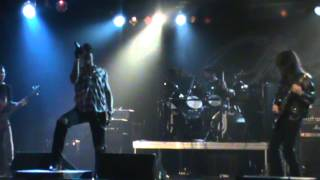 "SIRKIS performing original song called ""Forever"""