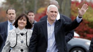 Online mockery for Mike Pence