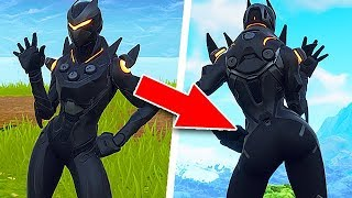 The most thicc Fortnite skin *oblivion* with hottest dance (Fortnite short film)