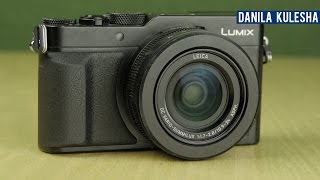 обзор лучшей фотокамеры Panasonic Lumix LX100