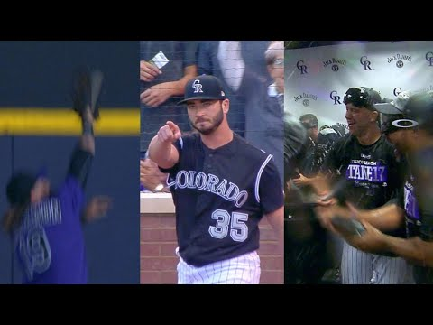 How They Got There: Rockies