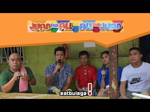 Juan For All, All For Juan Sugod Bahay | May 16, 2018